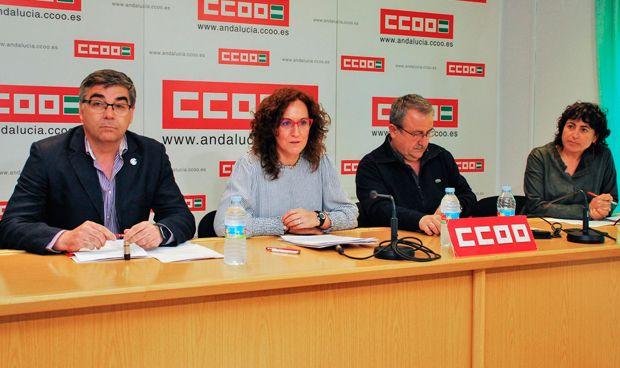 """CCOO propone 150 objetivos """"realistas y cumplibles"""" a desarrollar por la AP"""