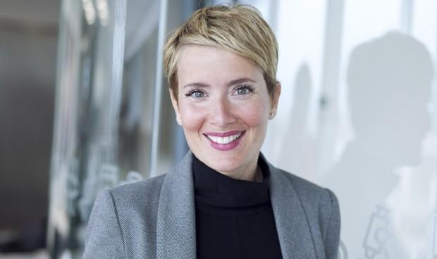 Cecilia Taieb, directora general de la Fundación AstraZeneca