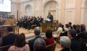 Cecilio J. Venegas ingresa en la Real Academia Nacional de Farmacia
