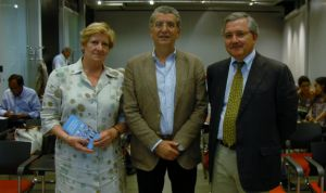 Celaya destaca el liderazgo de Aragón en materia de bioética