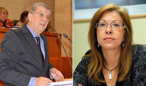 Celaya dimite: Pilar Ventura, nueva consejera de Sanidad de Aragón