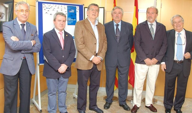 Celaya homenajea a Manuel Bueno en el cierre del XVI Ciclo Aula Montpellier
