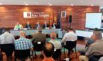 Celaya presenta el proyecto del nuevo hospital comarcal de Alcañiz