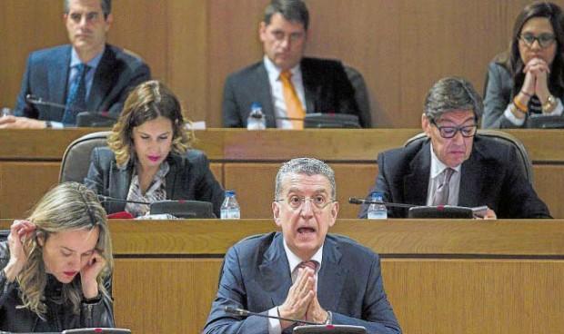 Celaya supedita las obras del Hospital de Alcañiz al nuevo presupuesto