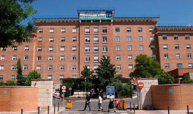Centro comercial-Hospital Virgen de la Salud
