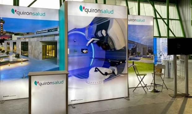 Centro de Protonterapia Quirónsalud protagoniza el Congreso de Hospitales