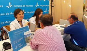 Cerca de 17.000 personas participan en la Promoción de la Salud en Manises
