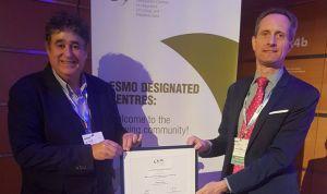 Certificado europeo de calidad en Oncología y Paliativos a la Jiménez Díaz