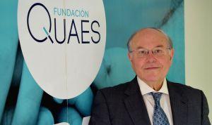 César Nombela, nuevo presidente de la Fundación Quaes