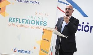 César Pascual gana el XVIII Premio Reflexiones