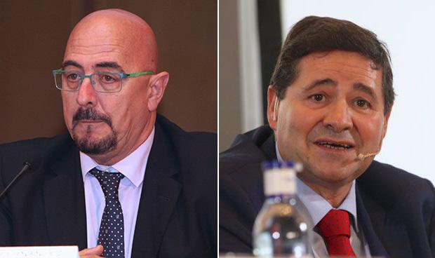 César Pascual y Joaquín Estévez