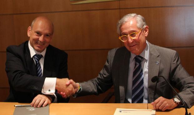 César Romero Tierno y Alfredo Pérez Lambán
