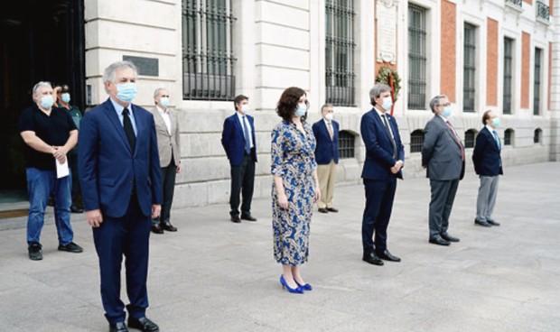 Sánchez Chillón ya se entiende con la Comunidad de Madrid
