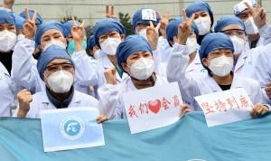 China: cero casos por primera vez en Wuhan, epicentro del coronavirus