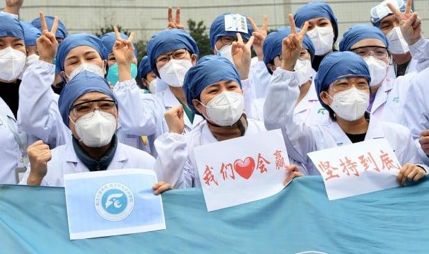Image result for Coronavirus: por primera vez, China no registra ningún caso nuevo en Wuhan, epicentro de la pandemia