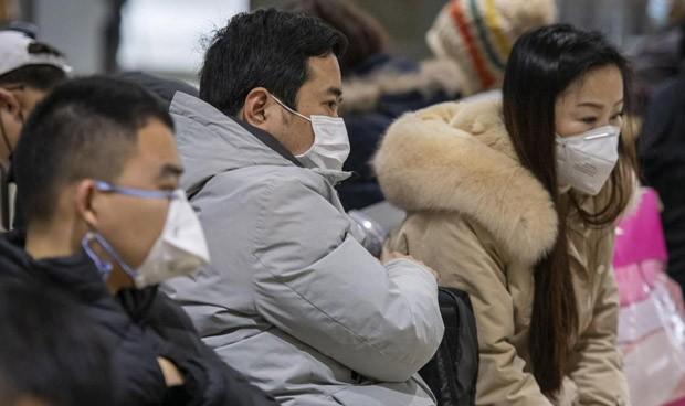 China confirma un caso de coronavirus en un bebé de 30 horas de vida