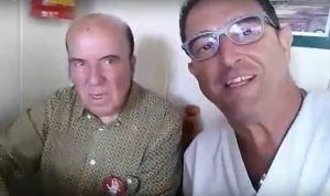 Chiquito de la Calzada, nuevo aliado de los médicos de Atención Primaria