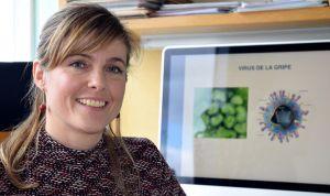 Ciberes identifica un marcador viral para predecir la gravedad de la gripe