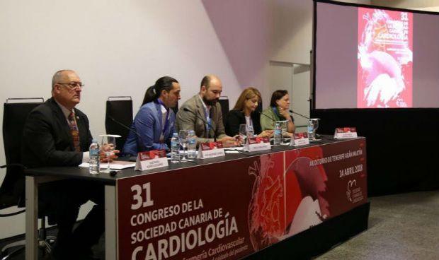 Cien profesionales en las Jornadas de Enfermería Cardiovascular canaria