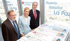 La Paz será demolido para construir un nuevo hospital un 25% más grande