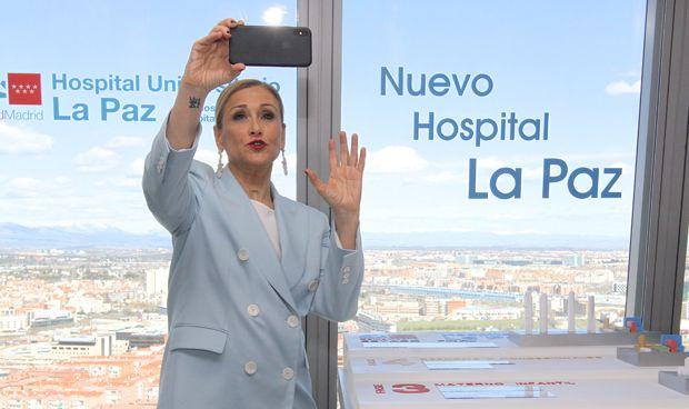 """Cifuentes, al anunciar el nuevo La Paz: """"Uno de mis días más felices"""""""