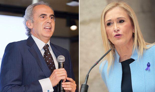 Cifuentes oficializa el nombramiento de Ruiz Escudero al frente de Sanidad