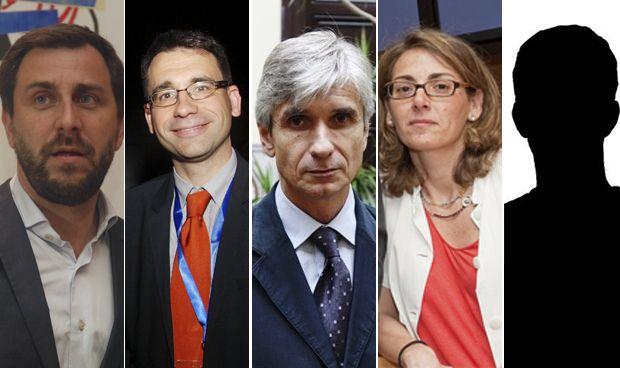 Cinco autoridades sanitarias catalanas advertidas por el Constitucional