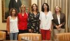 Cinco mujeres al frente de la Comisión de Sanidad del Congreso