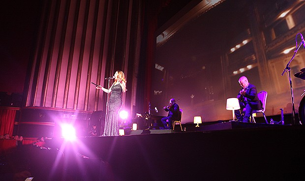 Cine y música en la 'gran noche' de PSN