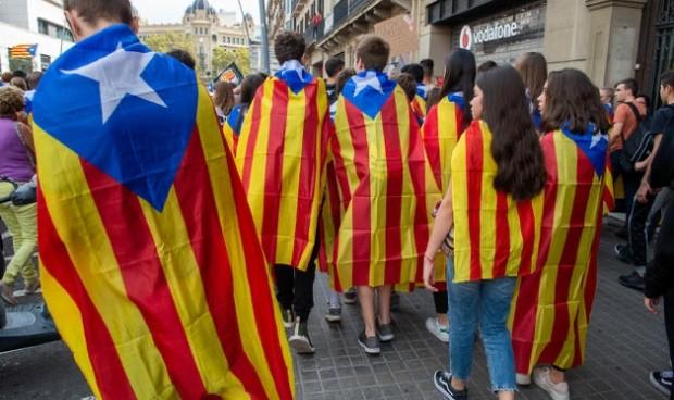 CIS: la independencia preocupa más que el coronavirus a los catalanes