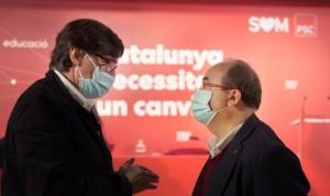 Elecciones catalanas: Illa catapulta al PSC, que lidera la encuesta del CIS