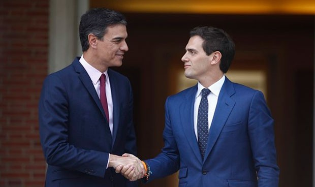 """Ciudadanos no valora """"de momento"""" un Pacto de Estado con el PSOE en sanidad"""