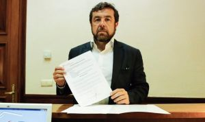 Ciudadanos pide la Medalla de Oro para las Emergencias sanitarias catalanas