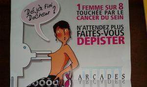 Clamor contra la campaña de prevención del cáncer de mama más machista
