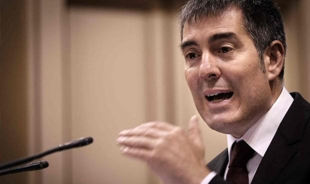 Clavijo promete cuatro planes de Salud para esta legislatura