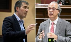 Clavijo rompe el pacto de Gobierno canario y destituye a Morera de Sanidad
