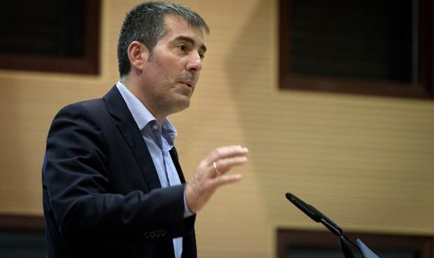 """Clavijo asume """"con deportividad"""" la crítica a Baltar por ser de la privada"""