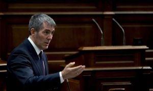 """Clavijo y el Presupuesto de 2019: """"Dotará a Canarias de una mejor sanidad"""""""