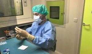 Clínica Mompía inaugura dos nuevas salas blancas para elaborar medicación