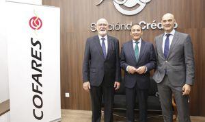 Cofares abre la primera sucursal de crédito para farmacias fuera de Madrid