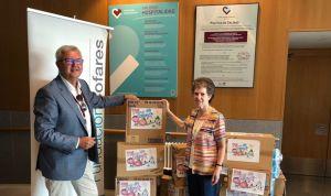 Cofares dona productos de parafarmacia e higiene al centro Pai Menni
