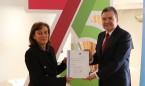 Cofares renueva el certificado en gestión ética y socialmente responsable