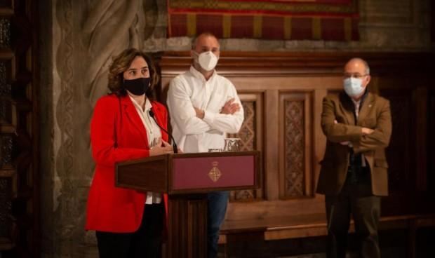 """Colau, sobre liberar patentes de vacunas Covid: """"Es ético y de justicia"""""""