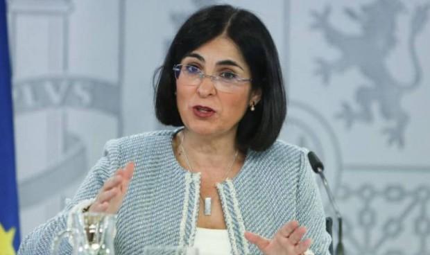 España se aferra al ISCIII para doblegar el 'no' europeo a combinar vacunas