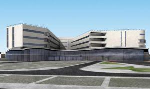 Comienza la instalación de los quirófanos del nuevo Hospital de Cáceres