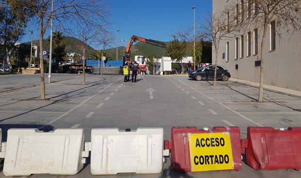 Comienzan las obras de reconversión del antiguo Hospital Can Misses