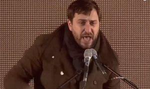 """Comín al Gobierno: """"Sois unos franquistas"""""""