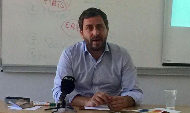 Comín dice que solo una república catalana garantiza una sanidad justa
