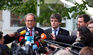 Comín, nombrado director del consejo de la república de Cataluña