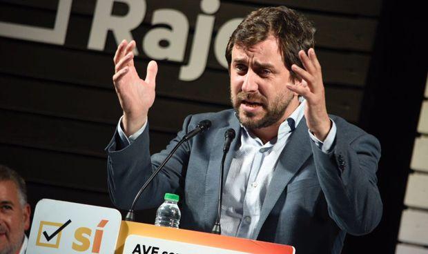 """Comín 'receta' al Gobierno español """"otorrinos, oftalmólogos y psiquiatras"""""""